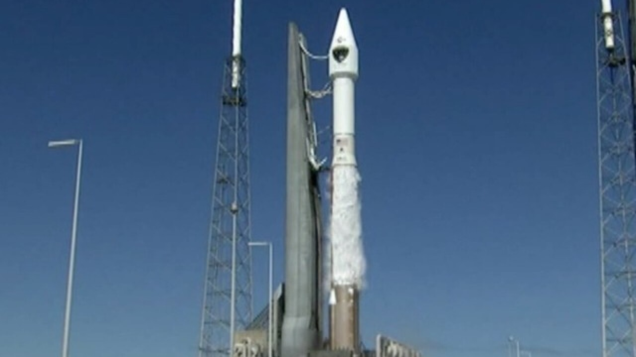 United Launch Alliance successfully launches Atlas V rocket
