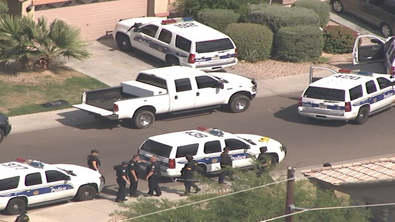 Sources: Officer, suspect shot in Laveen