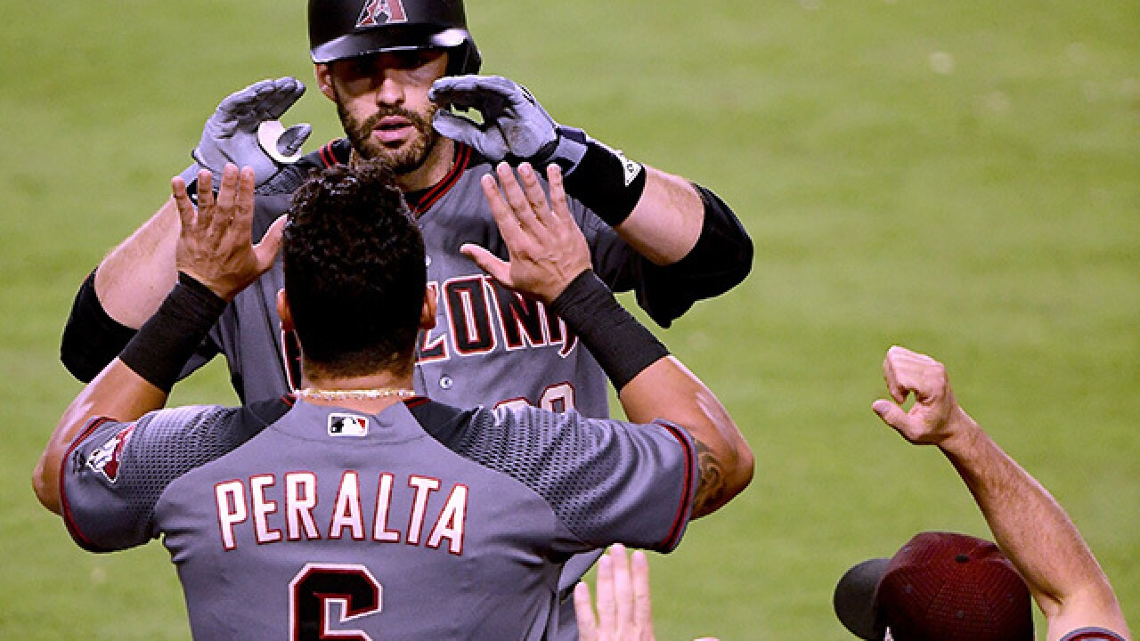 Arizona Diamondbacks set team record with 13 consecutive wins