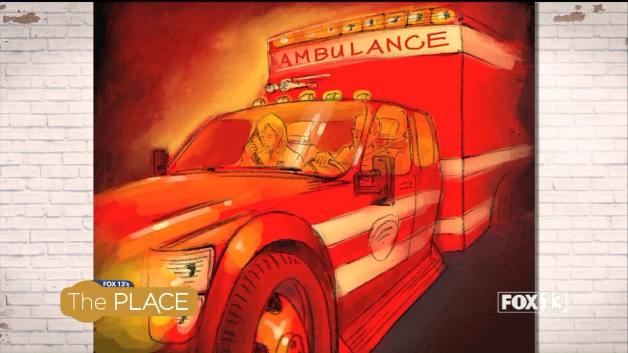 Utah mom and EMT educates children about first responders with newbook