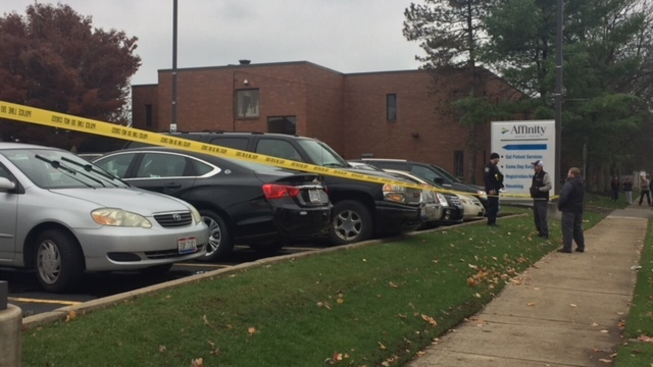 2 people shot at Affinity hospital in Massillon