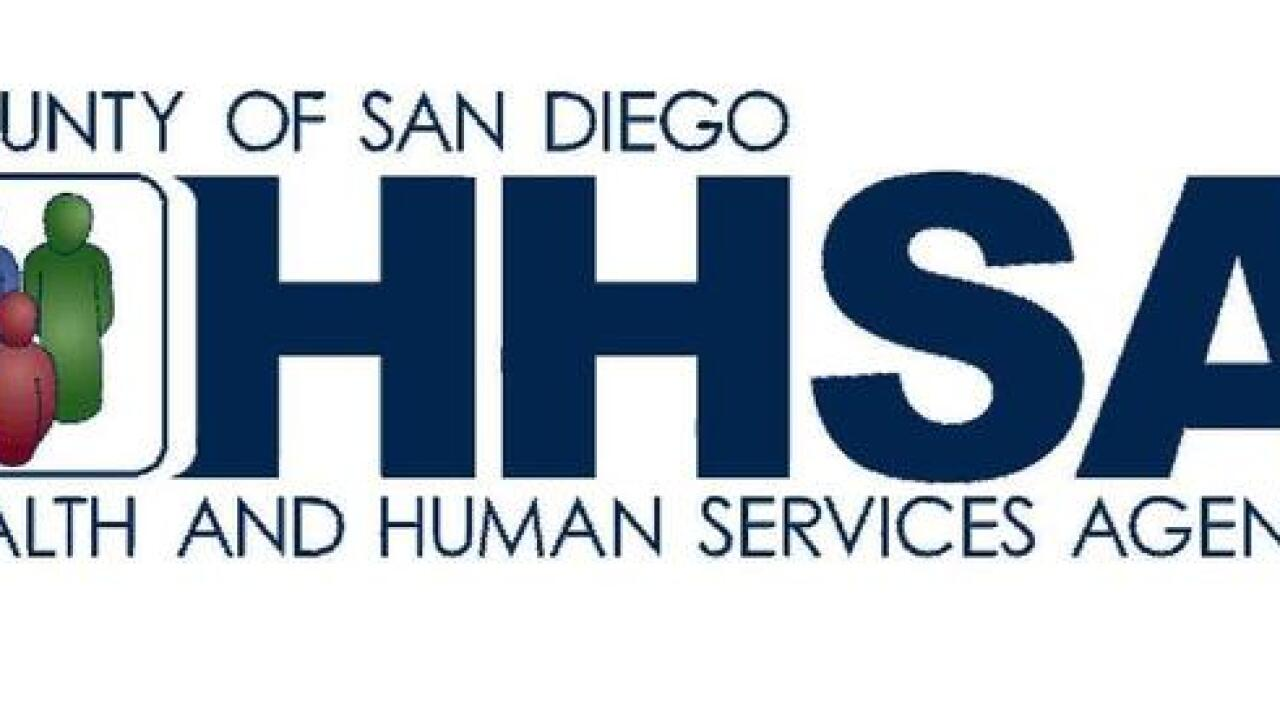 San Diego Health and Human Services Agency facilities ...