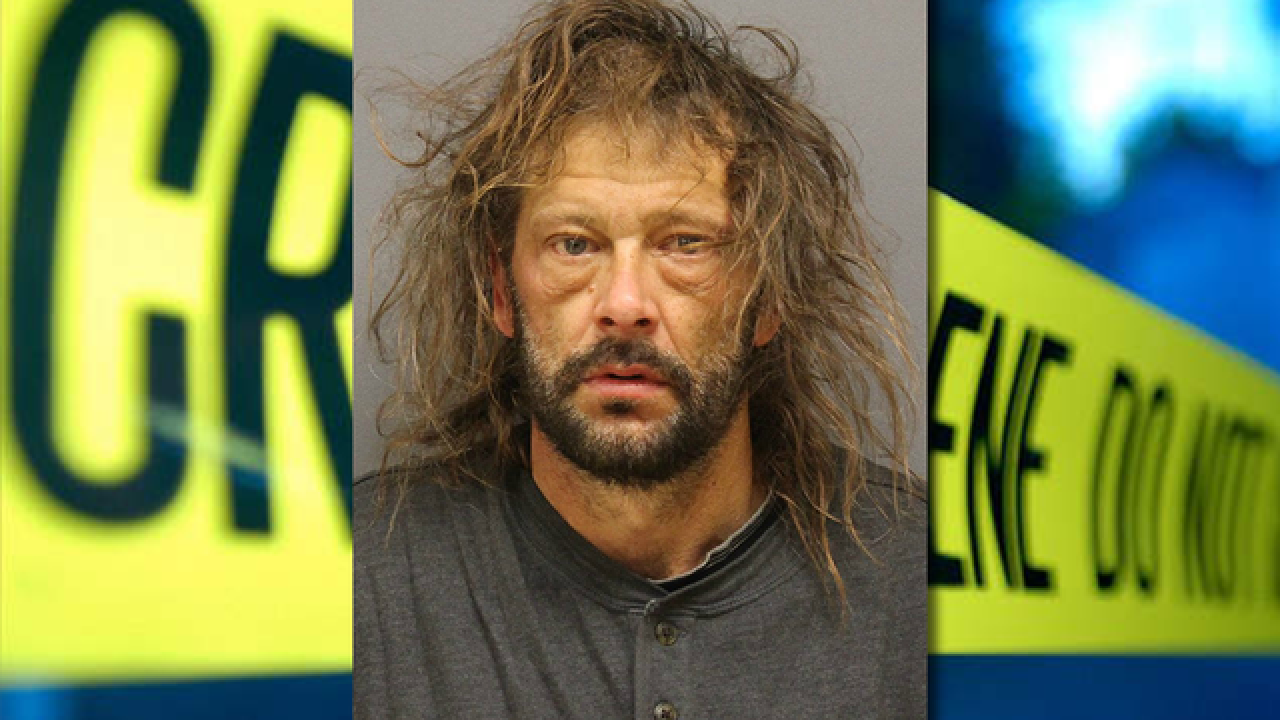 Man admits to sexually assaulting 8-year-old girl, forcing her to eat meth