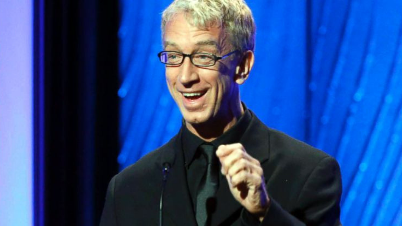 Comedian Andy Dick