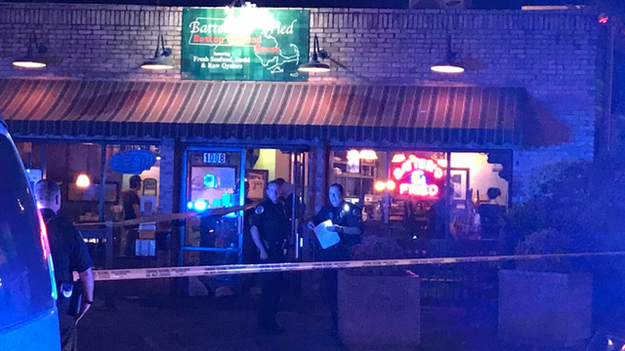 Local Rapper Involved In Restaurant Shooting