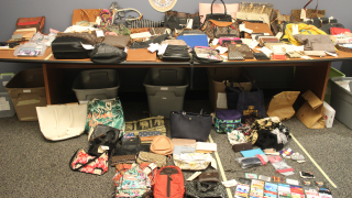 Bell County stolen items 7-22