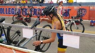 MSUB Triathlon Bike