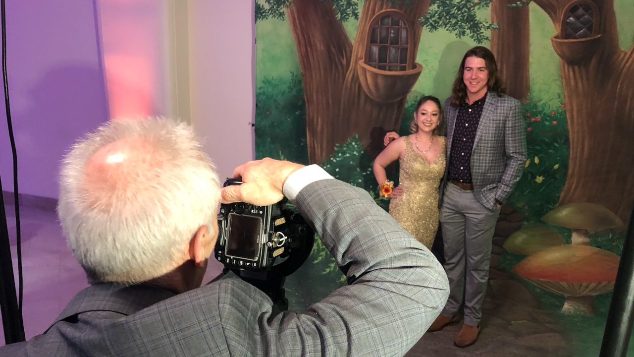 Mike Clevinger prom