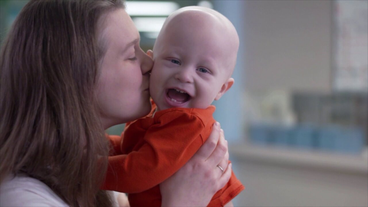 How St. Jude helps parents who have a child fighting cancer