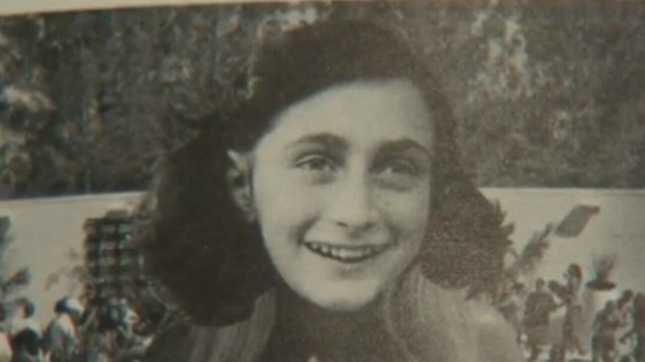 Harvard magazine apologizes for sexualizing Anne Frank