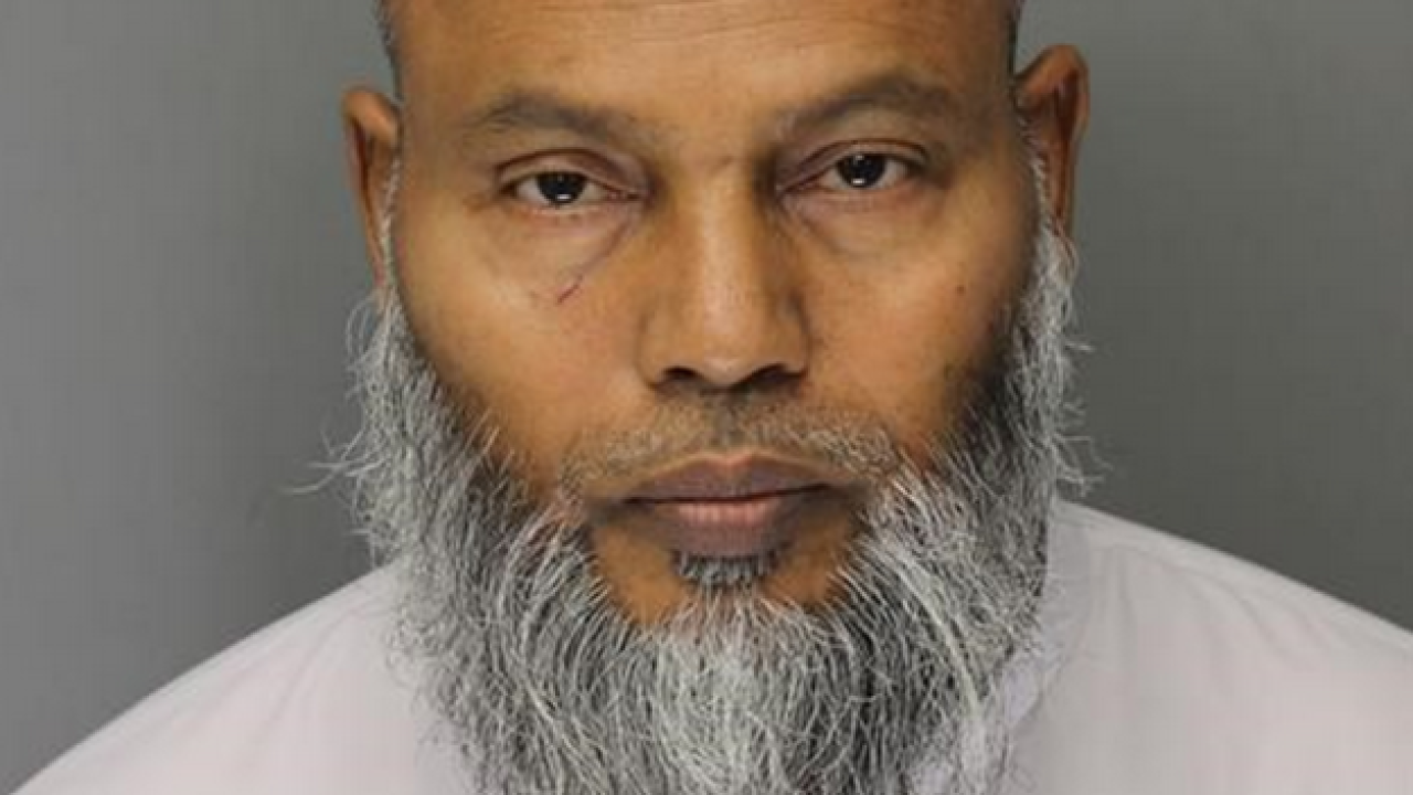 Man charged in assault at Canton mosque