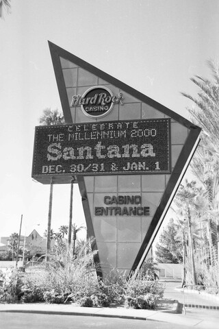 PHOTOS: The Hard Rock Hotel throughout the years