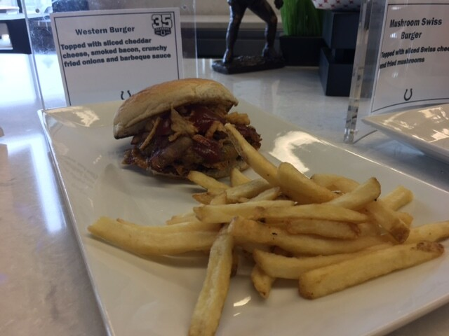 PHOTOS: The most mouthwatering new food options at Colts games