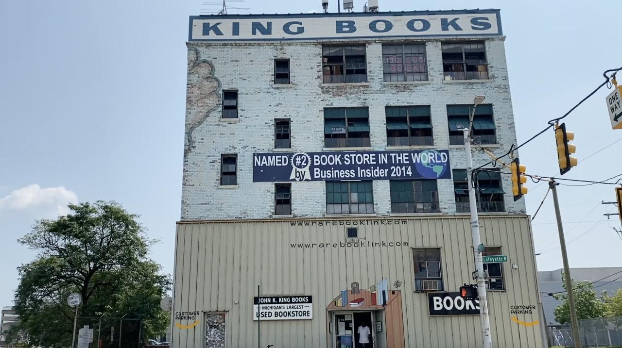 John K King Library