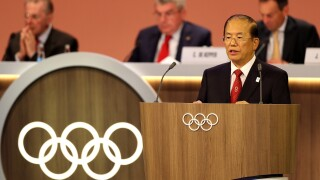 131st IOC Session Lima - 2024 & 2028 Olympics Hosts Announcement