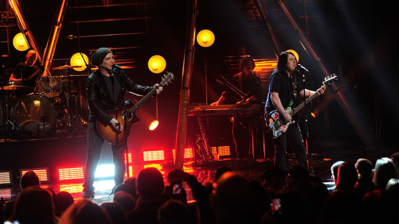 Buffalo's own Goo Goo Dolls to perform at Buffalo Riverworks with Rob Thomas in December
