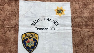 Unique gift shows continued support for Wade Palmer