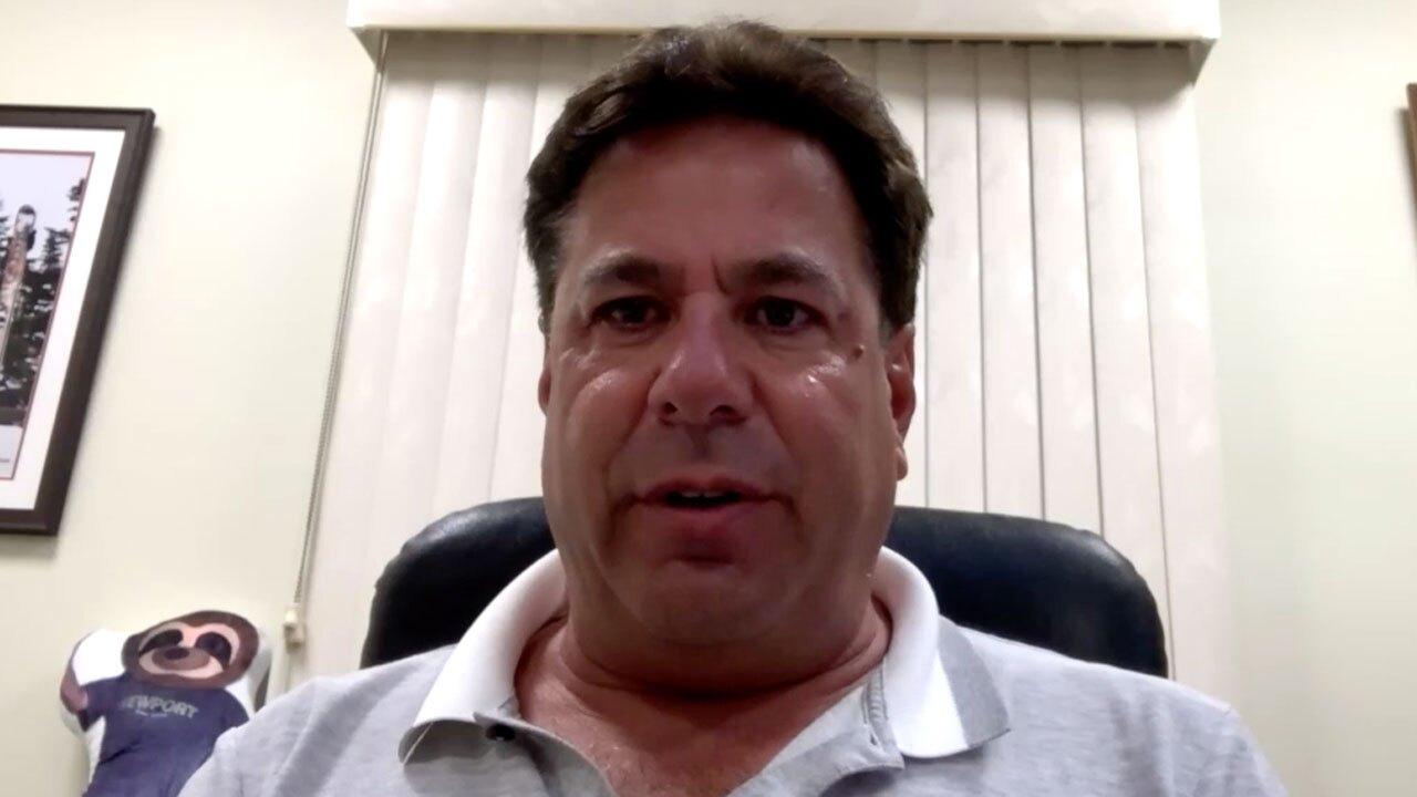 Steve Rogers, condominium board president at Chalfonte Towers in Boca Raton