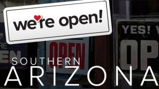 PROMO: We're Open | Southern Arizona