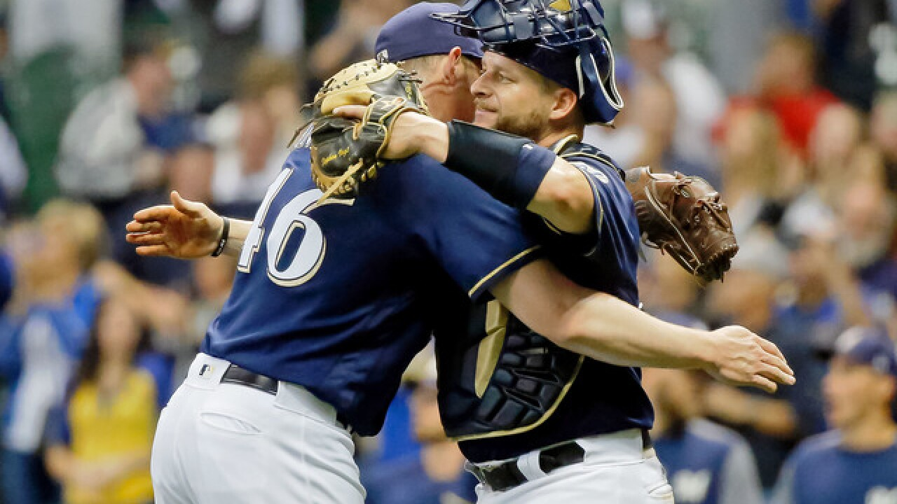 Brewers Easter Dinner emphasizes team comradery