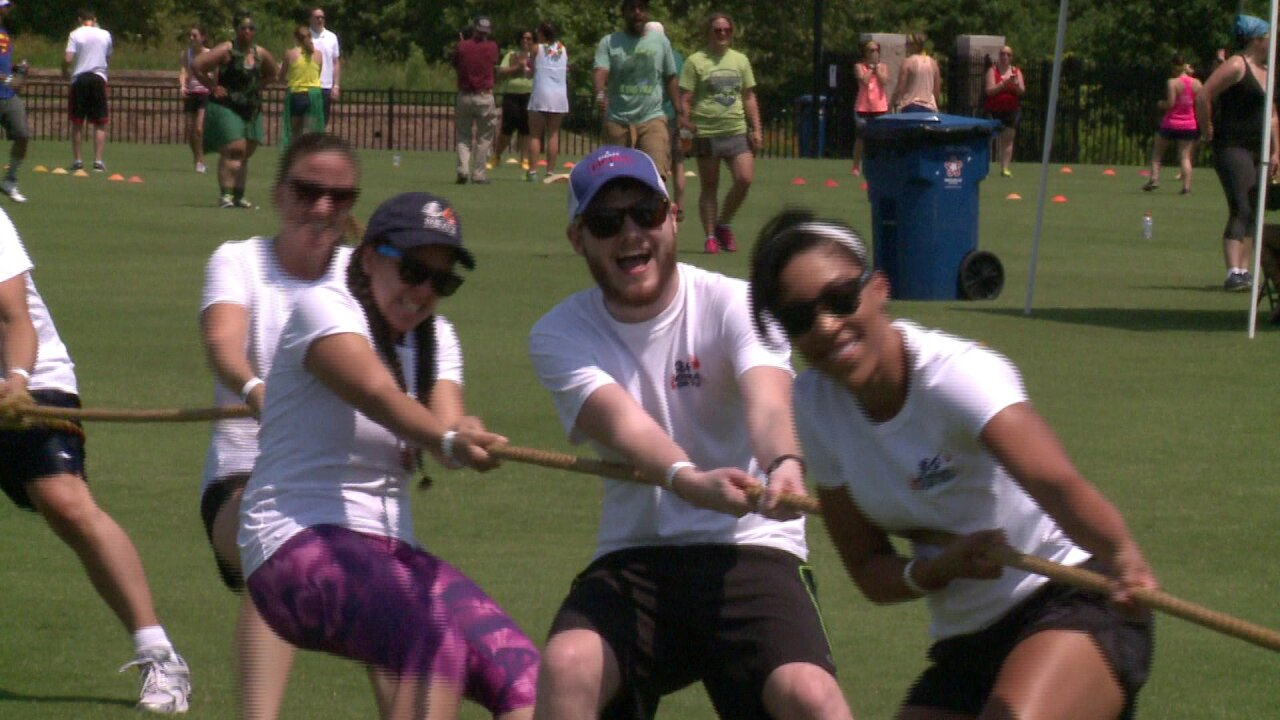 Field Day RVA benefits higher achievement