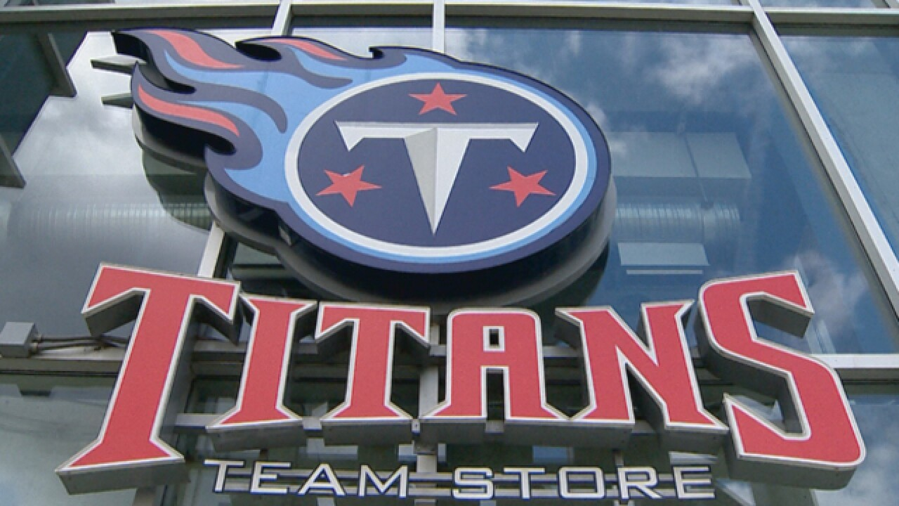 Titans Have One Of The Worst Logos, Website Says