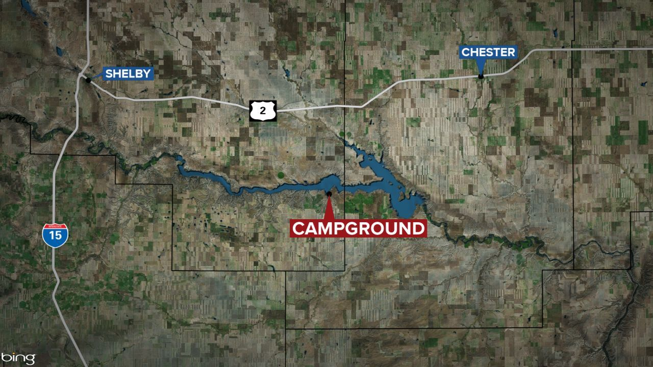 Search underway for two missing men in Toole County
