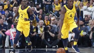Pacers fall to the Cavs 104-100 in Game 4