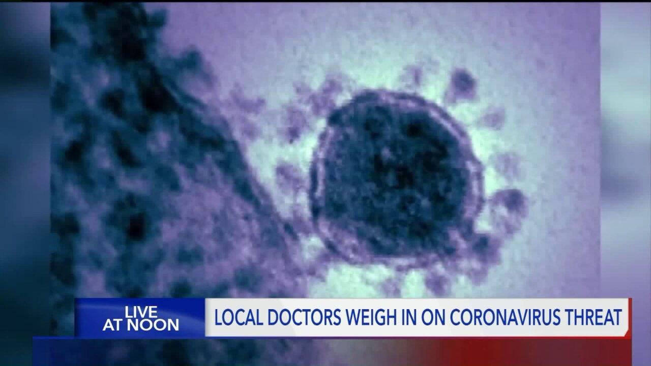 Utah doctor speaks on coronavirusthreat