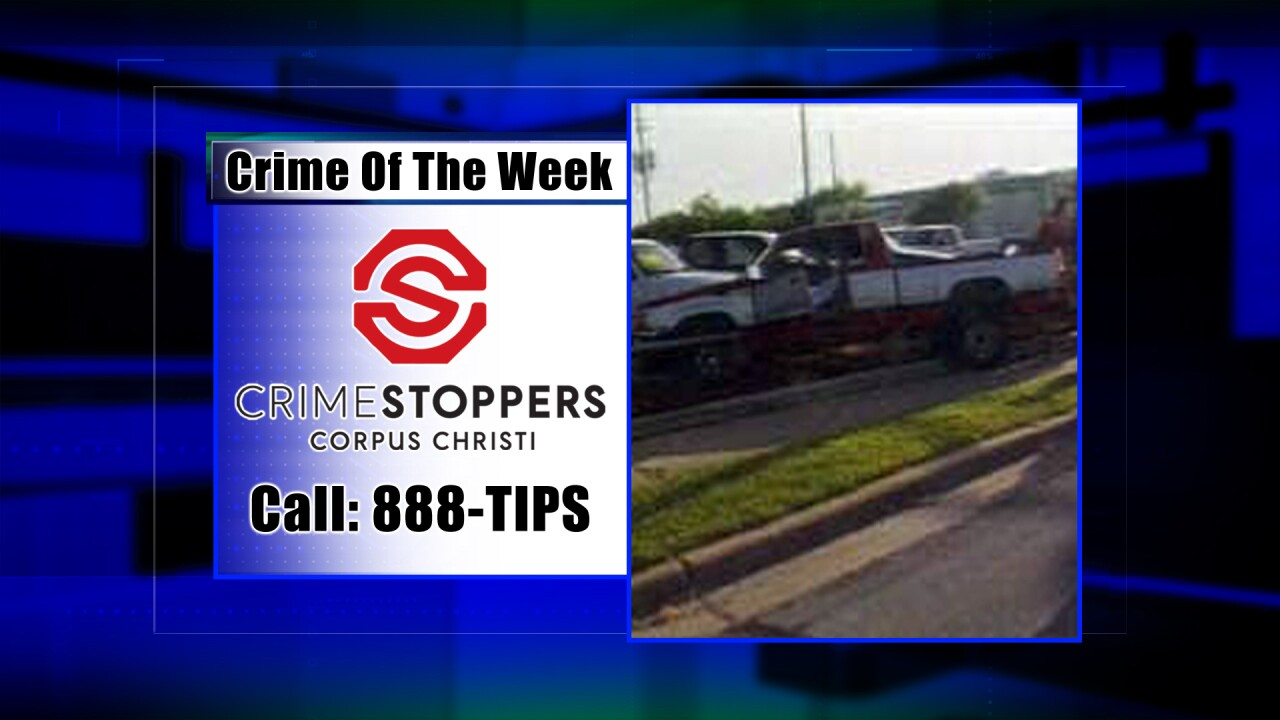 Crime Of The Week: July 3, 2019