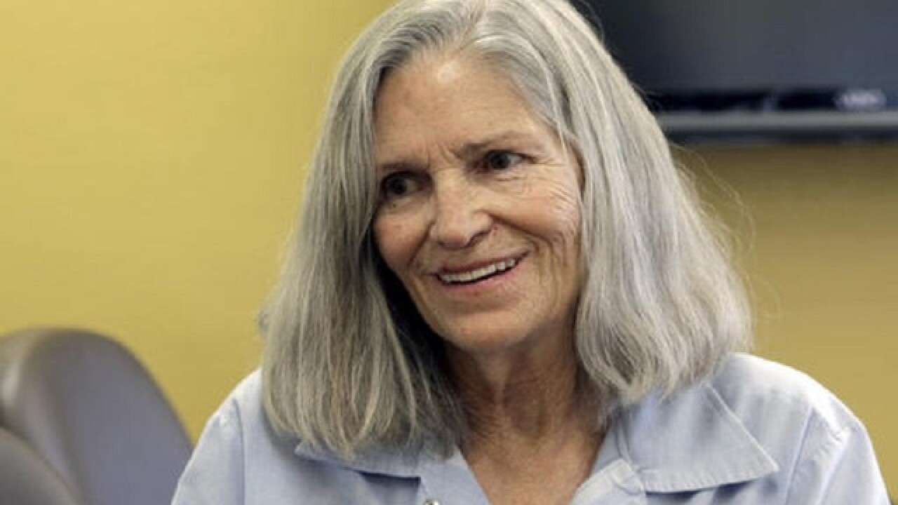 California governor denies parole for youngest Manson follower