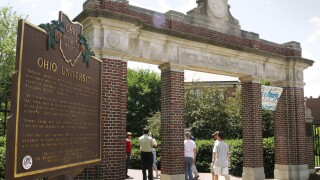Hazing Fraternity Suspended