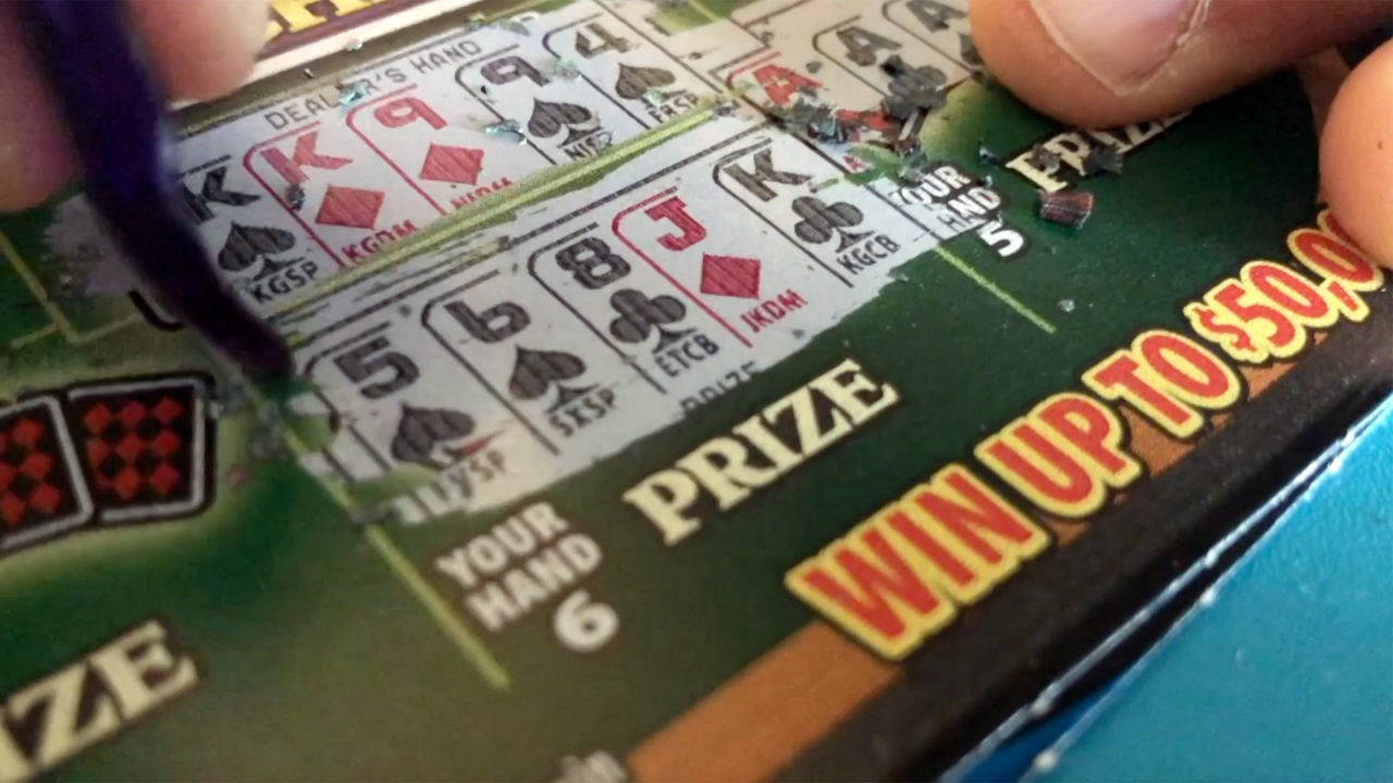 Some Colorado Lottery scratch-offs stay on shelves weeks