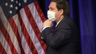 As DeSantis ignores calls for statewide mask order, Twitter calls for his resignation