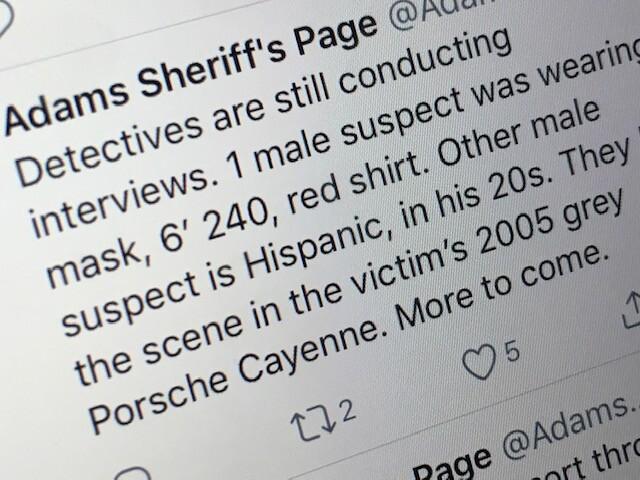 Suspect Description