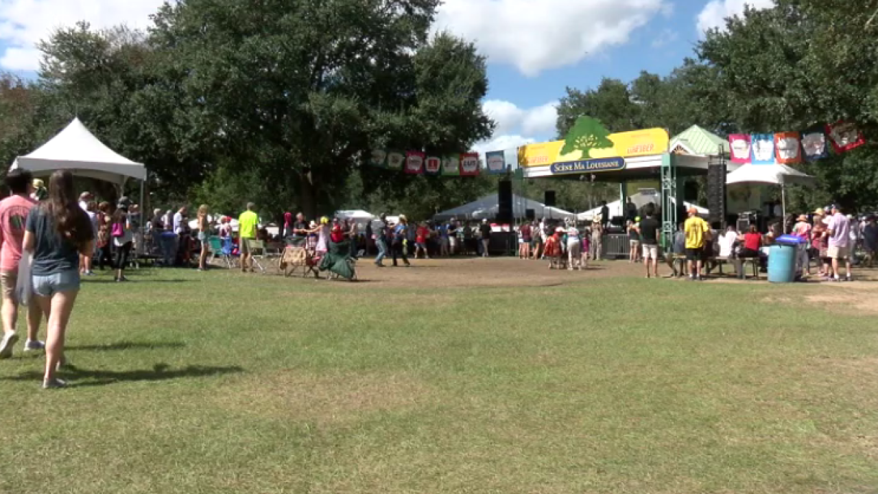 Festival Acadiens et Creole