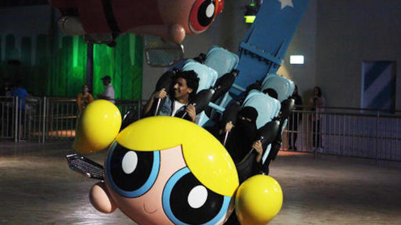 Massive Marvel-branded indoor theme park opens in Dubai