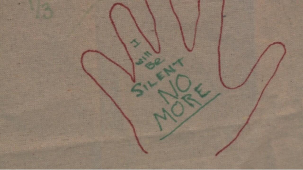 #METOOATODU project offers healing for sexual assaultsurvivors