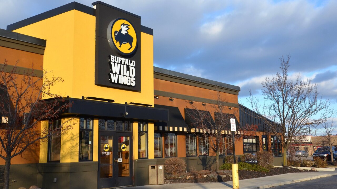 Arby's is buying Buffalo Wild Wings
