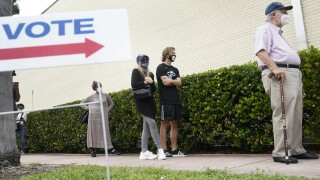 Election 2020 Early Voting Florida