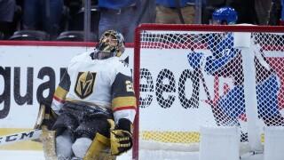 Golden Knights Avalanche Hockey