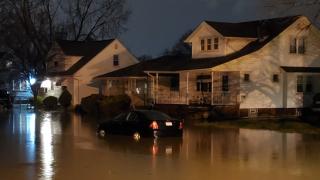 Parma flooding