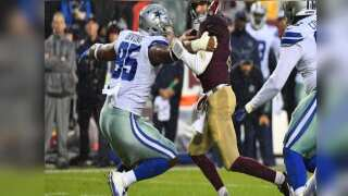 Dallas Cowboys DT David Irving suspended again by NFL