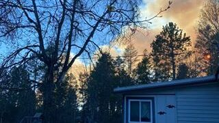 Wildfire in northern Michigan's Crawford County prompts evacuations