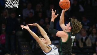 Ohio fights off Detroit Mercy surge in win