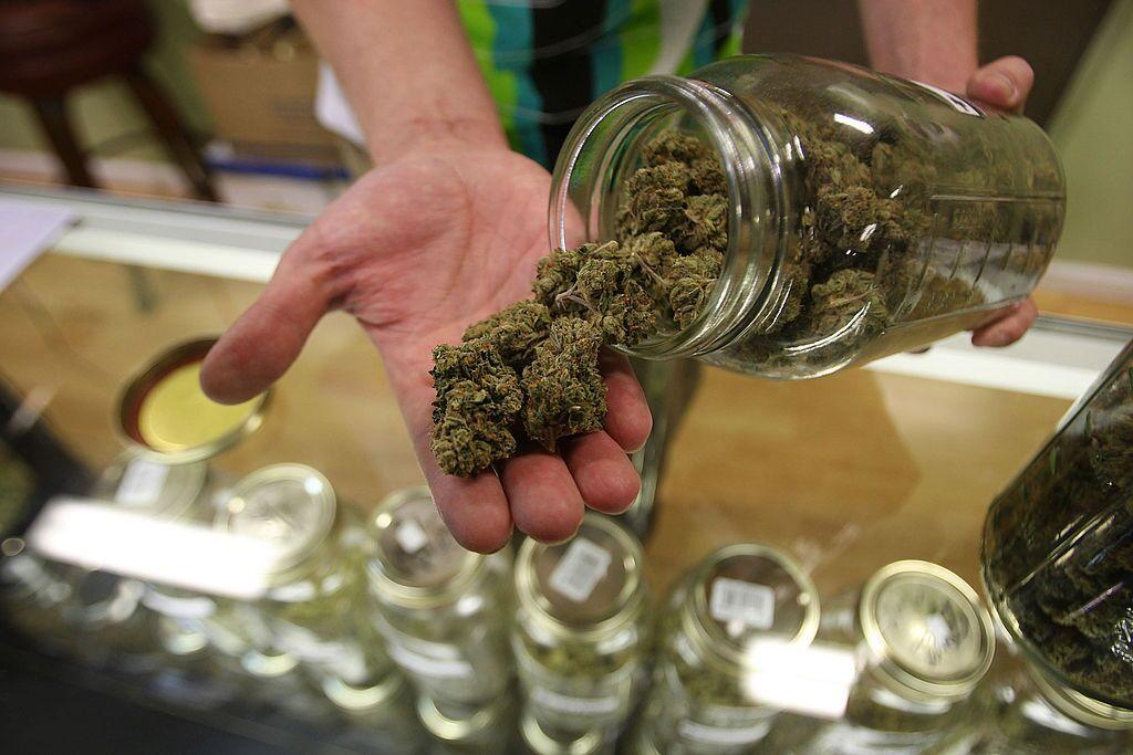 Four states consider legalizing marijuana