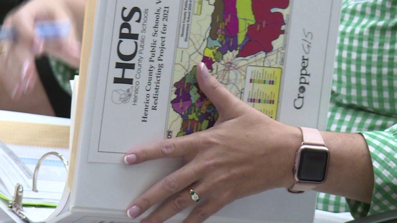 Henrico Schools committee narrows redistricting plans ahead of publicmeeting
