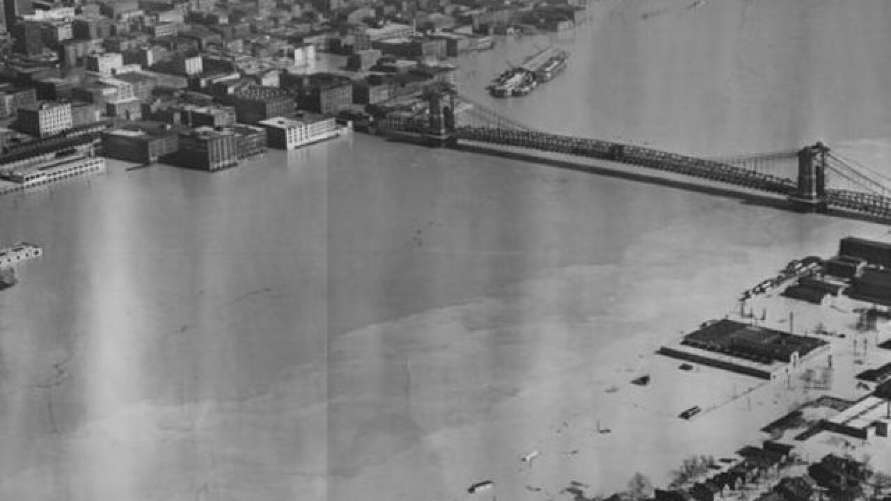 WATCH: Flood of 1937 in one-of-a-kind video