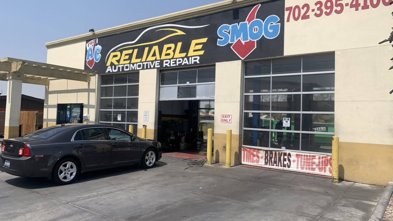 Missing cars and money leaves dozens of customers frustrated with Las Vegas auto shop