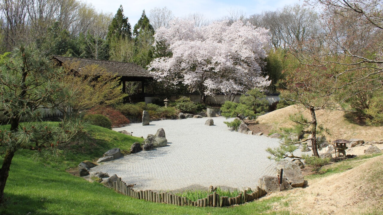 Cheekwood Estate And Gardens Selected For Japanese Garden